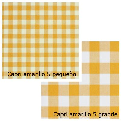 Capri amarillo 5